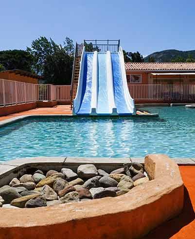 Camping calvi avec piscine
