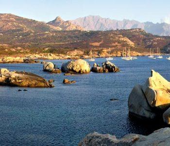 Lumio panorama alentour camping Corse