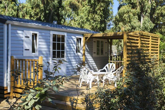mobil home international camping Castor