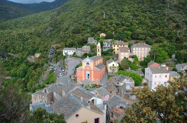 église saint Julie camping Haute Corse