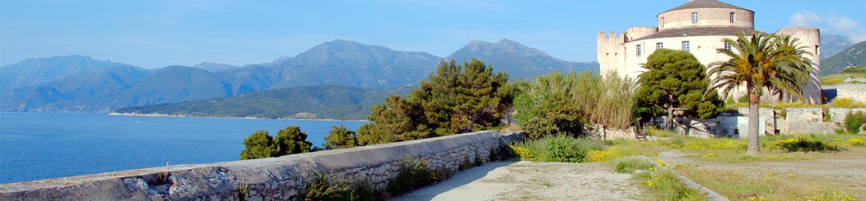 paysage Corse camping Castors