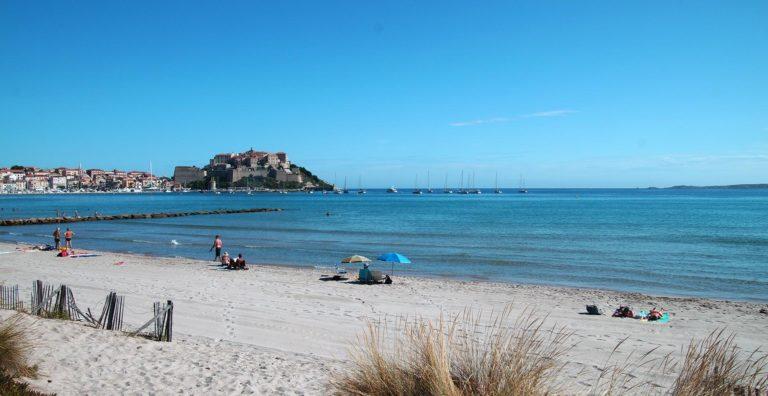 plage à Calvi